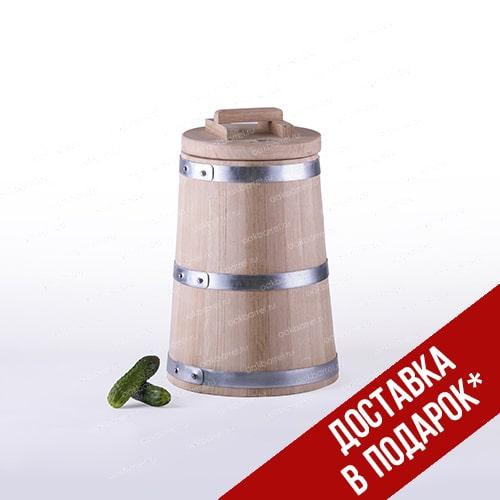 Дубовая кадка 15 литров