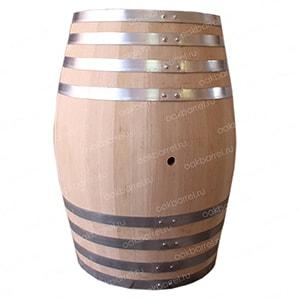 Бочка из колотого дуба 225 литров