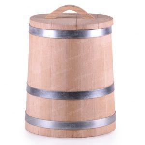 дубовая кадка 25 литров