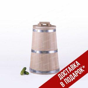 дубовая кадка на 25 литров