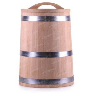 дубовая кадка 50 литров