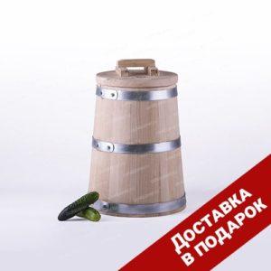 дубовая кадка 10 литров
