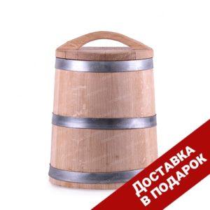 дубовая бочка 15 литров