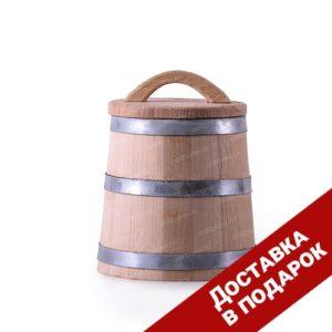 дубовая кадка 5 литров