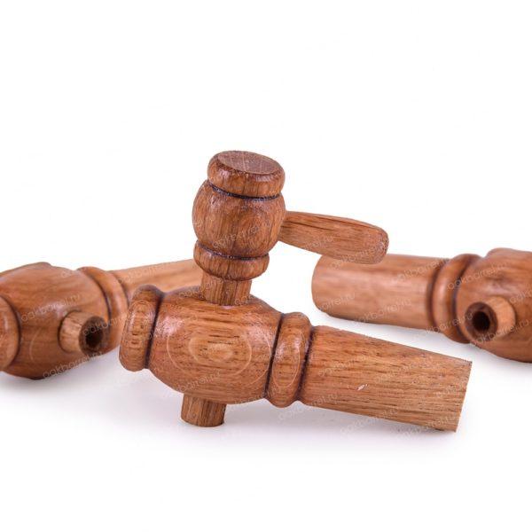 деревянный кран для бочки