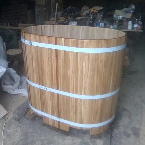 Купель овальная 1000 литров