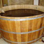Купель круглая 2500 литров