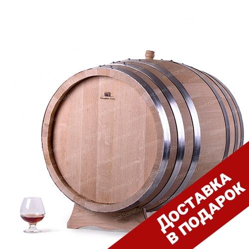 Бочка из колотого дуба 150 литров
