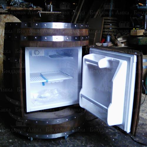 Бочка-холодильник