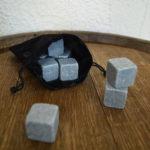 Камни для виски в коробке